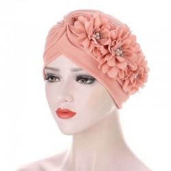 Bonnet chimio Fleur