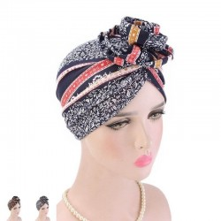 Bonnet Volume Chimio Joli Turban