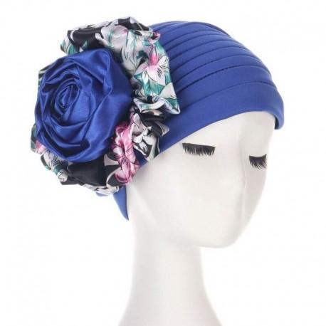 Bonnet Chimio Bleu Coquette