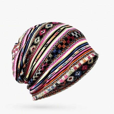 Bonnet Chimio Flashy