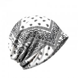 Bonnet chimio coton