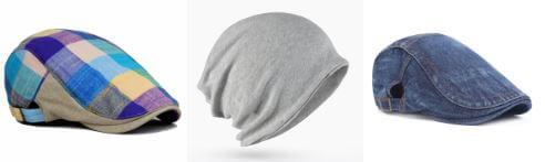 collection homme bonnet chimio